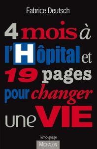 Rhonealpesinfo.fr 4 mois à l'hôpital et 19 pages pour changer une vie Image