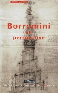 Fabrice Douar et Matthias Waschek - Borromini en perspective.