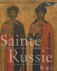Fabrice Douar et Jannic Durand - Sainte Russie - L'album de l'exposition.