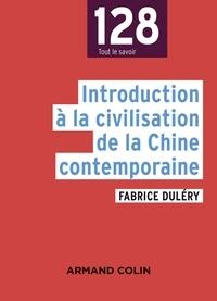 Introduction à la civilisation de la Chine contemporaine.pdf