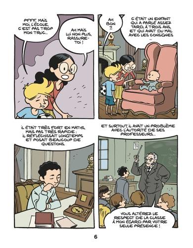 Albert Einstein. Un physicien de génie