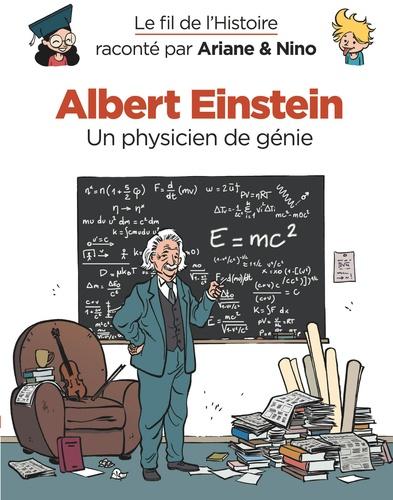 Fabrice Erre et Sylvain Savoia - Albert Einstein.