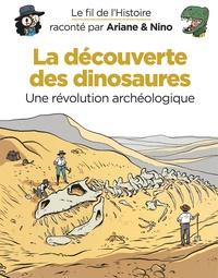 Fabrice Erre et Sylvain Savoia - La découverte des dinosaures.