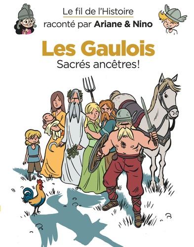 Fabrice Erre et Sylvain Savoia - Les Gaulois.