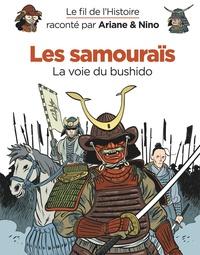 Fabrice Erre et Sylvain Savoia - Les samouraïs - La voie du bushido.