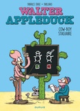 Fabrice Erre et  Fabcaro - Walter Appleduck Tome 1 : Cow-boy stagiaire.