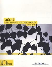 Histoiresdenlire.be Obésité - Santé publique et populisme alimentaire Image