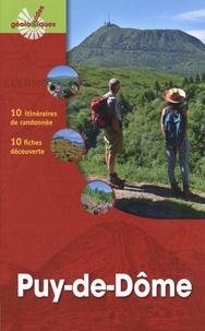 Goodtastepolice.fr Puy-de-Dôme - 12 itinéraires de randonnée détaillés. 14 fiches découverte Image