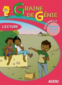 Fabrice Gachet - Lecture Maternelle Moyenne section 4-5 ans.