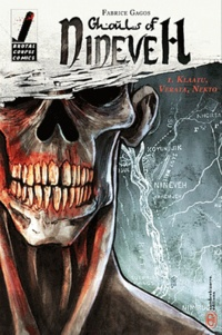 Fabrice Gagos - Ghouls of nineveh t01 klaatu, verata, nekto.