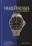 Fabrice Guéroux - Vraies & fausses montres - Manuel de référence sur les contrefaçons de montres Tome 2.