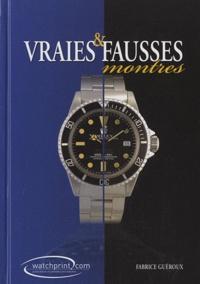 Vraies & fausses montres - Manuel de référence sur les contrefaçons de montres Tome 2.pdf