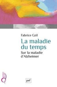 Deedr.fr La maladie du temps - Sur la maladie d'Alzheimer Image