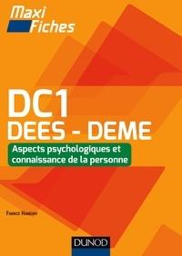 Fabrice Hameury - Maxi Fiches DC1 DEES - DEME - Aspects psychologiques et connaissance de la personne.