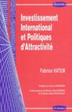 Fabrice Hatem - Investissement International et Politiques d'Attractivité.