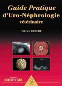Galabria.be Guide pratique d'Uro-Néphrologie vétérinaire Image
