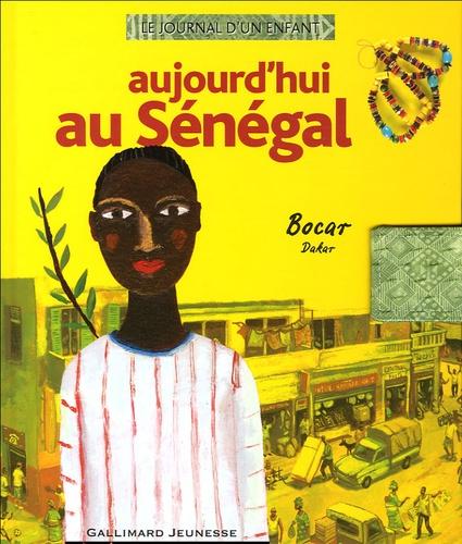 Fabrice Hervieu-Wane et Aurélia Fronty - Aujourd'hui au Sénégal.
