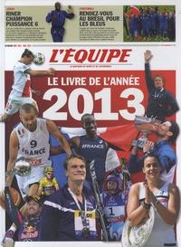 Fabrice Jouhaud - L'Equipe - Le livre de l'année 2013.