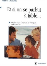 Fabrice Lacombe - .