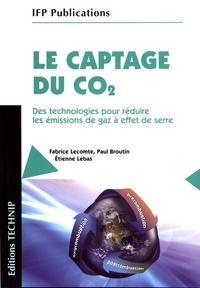 Accentsonline.fr Le captage du CO2 - Des technologies pour réduire les émissions de gaz à effet de serre Image