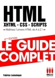 Fabrice Lemainque - HTML, XHTML, CSS, SCRIPTS - Le guide complet.