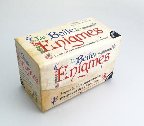 Fabrice Mazza - La Boîte à Enigmes - Le jeu qui va mettre vos neurones à l'épreuve.