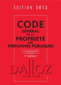 Code général de la propriété des personnes publiques 2013 - Fabrice Melleray pdf epub