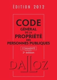 Fabrice Melleray et Fabrice Hourquebie - Code général de la propriété des personnes publiques.