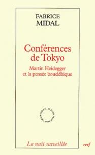 Fabrice Midal - Conférence de Tokyo - Martin Heidegger et la pensée bouddhique.