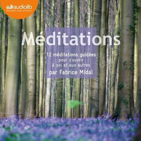 Méditations - Format Téléchargement Audio - 9782356413857 - 17,00 €