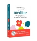 Fabrice Midal - Méditer - Un chant d'amour sur une fleur juste éclose. 1 DVD