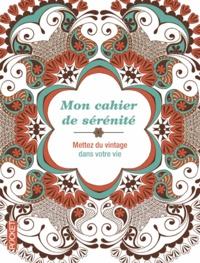 Deedr.fr Mon cahier de sérénité - Mettez du vintage dans votre vie Image