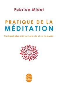 Fabrice Midal - Pratique de la méditation.
