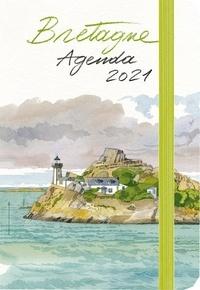 Fabrice Moireau - Agenda Bretagne - Petit format.