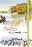 Fabrice Moireau - Agenda Paris - Petit format.