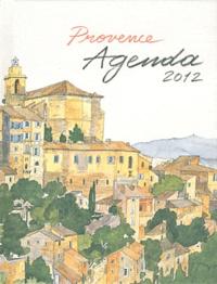 Corridashivernales.be Agenda Provence 2012 - Petit format Image