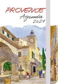 Fabrice Moireau - Agenda Provence - Petit format.