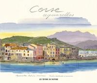 Fabrice Moireau et Belinda Cannone - Corse aquarelles.