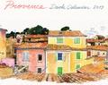 Fabrice Moireau - Desk calendar Provence.