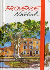 Fabrice Moireau - Notebook Provence.