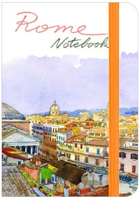 Fabrice Moireau - Notebook Rome.
