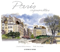 Fabrice Moireau et Yves Simon - Paris aquarelles.