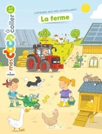 Fabrice Mosca et Stéphanie Ledu - La ferme.