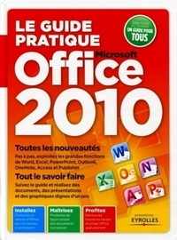 Deedr.fr Le guide pratique Microsoft office 2010 Image