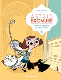Histoiresdenlire.be Astrid Bromure Tome 1 Image