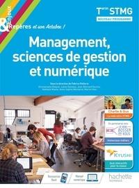 Fabrice Pellerin - Management, sciences de gestion et numérique Tle STMG Enjeux & Repères.