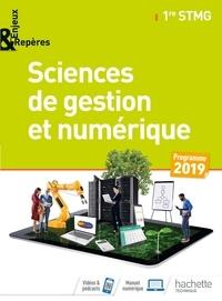 Fabrice Pellerin - Sciences de gestion et numérique 1re STMG Enjeux & Repères.