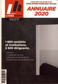 Fabrice Piault - L'annuaire Livres Hebdo.