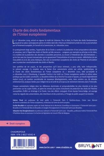 Charte des droits fondamentaux de l'Union européenne. Commentaire article par article 2e édition