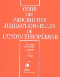 Fabrice Picod et Joël Rideau - .